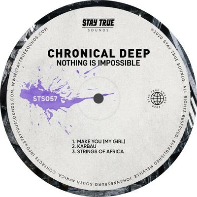 Chronical Deep – Nothing Is Impossible EP