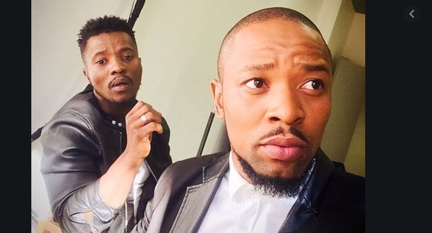 The Queen Actor Shaka And Isibaya Actor Qaphela Are Brothers In Real Life